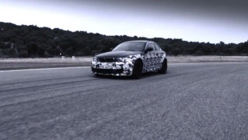 VIDEO: Teaserul oficial al noului BMW Seria 1 M coupe26856