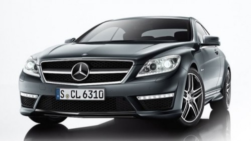 Iata noul Mercedes CL63 si CL65 AMG!26842