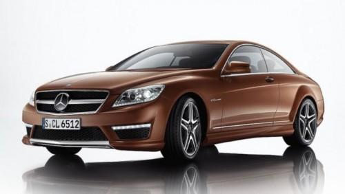 Iata noul Mercedes CL63 si CL65 AMG!26844