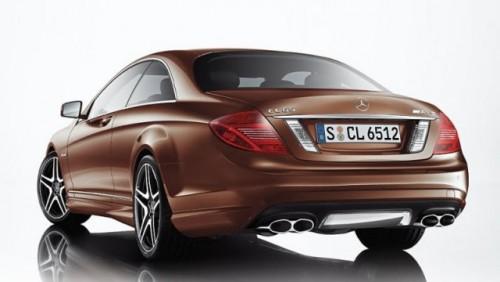 Iata noul Mercedes CL63 si CL65 AMG!26845