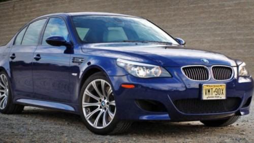 VIDEO: BMW a incheiat productia modelului BMW M5 E6026812