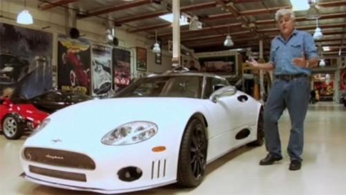 VIDEO: Jay Leno testeaza modelul Spyker C8 Laviolette26810