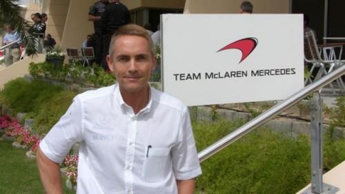 Interviu cu Martin Whitmarsh, managerul McLaren F126784
