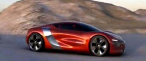VIDEO: Renault prezinta conceptul DeZir26769