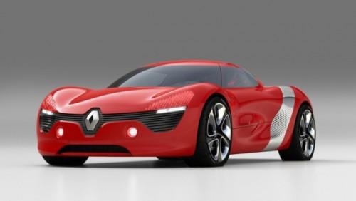 Iata noul concept Renault DeZir coupe!26748