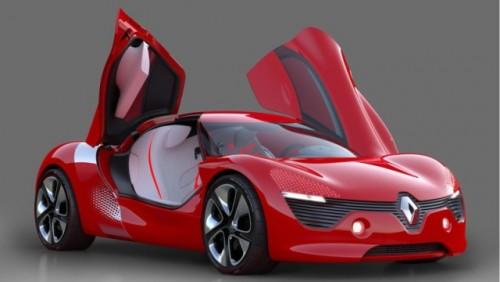 Iata noul concept Renault DeZir coupe!26749