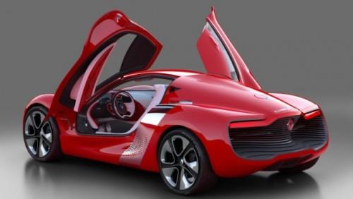 Iata noul concept Renault DeZir coupe!26753
