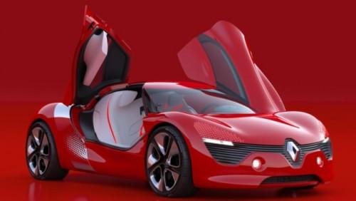 Iata noul concept Renault DeZir coupe!26755
