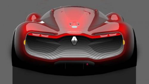 Iata noul concept Renault DeZir coupe!26757