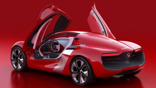 Iata noul concept Renault DeZir coupe!26765