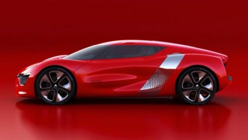 Iata noul concept Renault DeZir coupe!26767