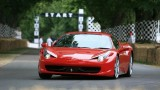 VIDEO: Ferrari 458 Italia, demonstratie la Goodwood26758