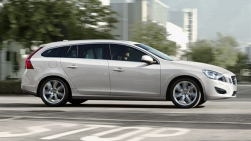 OFICIAL: Iata noul Volvo V60!26738