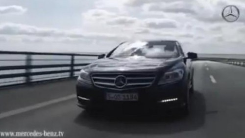 VIDEO: Noul Mercedes CL facelift in actiune26735