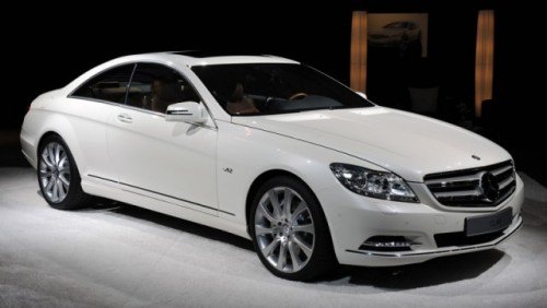 Iata noul Mercedes CL facelift!26674