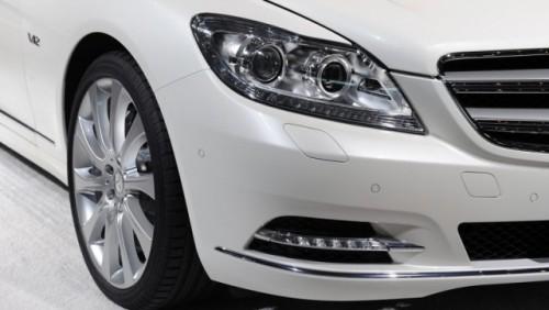 Iata noul Mercedes CL facelift!26684