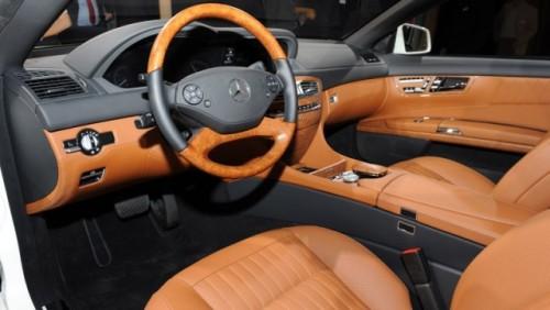 Iata noul Mercedes CL facelift!26685