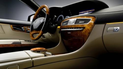 Iata noul Mercedes CL facelift!26706