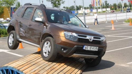 Galerie Foto: Dacia Duster Offroad Experience (2)26596