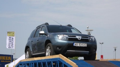 Galerie Foto: Dacia Duster Offroad Experience (2)26600