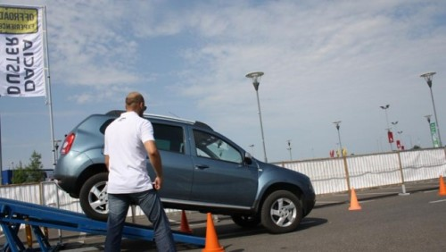 Galerie Foto: Dacia Duster Offroad Experience (2)26602