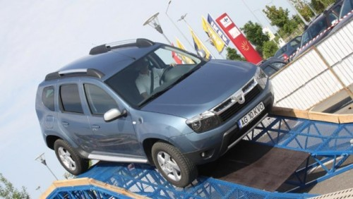 Galerie Foto: Dacia Duster Offroad Experience (2)26607