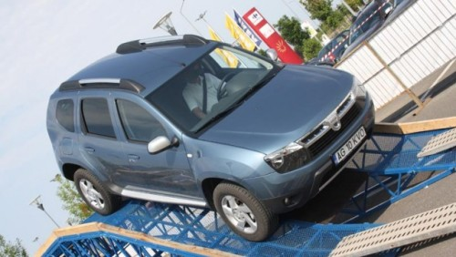 Galerie Foto: Dacia Duster Offroad Experience (2)26608