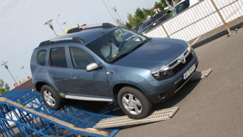 Galerie Foto: Dacia Duster Offroad Experience (2)26610