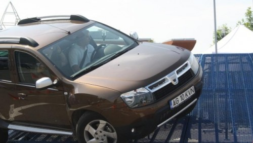 Galerie Foto: Dacia Duster Offroad Experience (2)26621