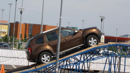 Galerie Foto: Dacia Duster Offroad Experience (2)26629