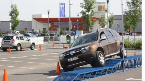 Galerie Foto: Dacia Duster Offroad Experience (2)26635