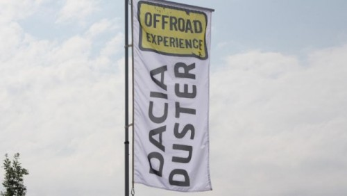 Galerie Foto: Dacia Duster Offroad Experience (1)26562