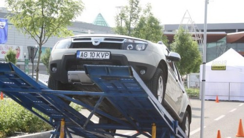 Galerie Foto: Dacia Duster Offroad Experience (1)26566