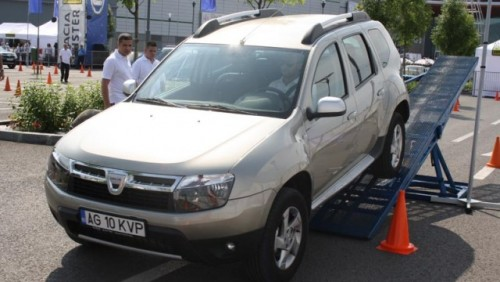Galerie Foto: Dacia Duster Offroad Experience (1)26568
