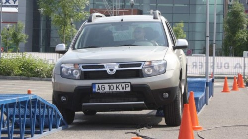 Galerie Foto: Dacia Duster Offroad Experience (1)26572