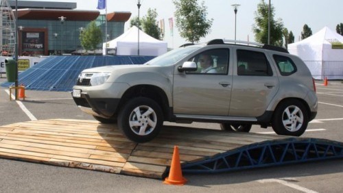Galerie Foto: Dacia Duster Offroad Experience (1)26575