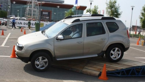 Galerie Foto: Dacia Duster Offroad Experience (1)26576