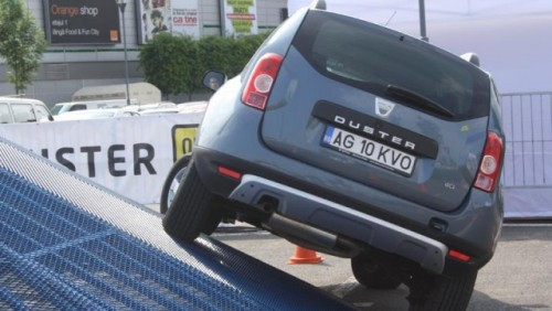 Galerie Foto: Dacia Duster Offroad Experience (1)26580