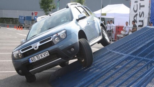 Galerie Foto: Dacia Duster Offroad Experience (1)26587