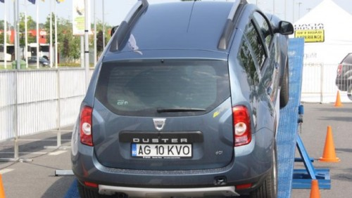 Galerie Foto: Dacia Duster Offroad Experience (1)26589