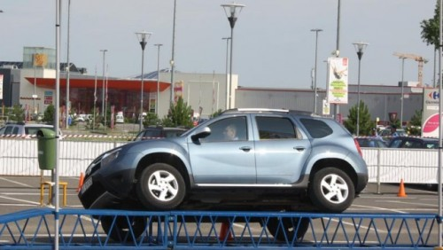 Galerie Foto: Dacia Duster Offroad Experience (1)26591