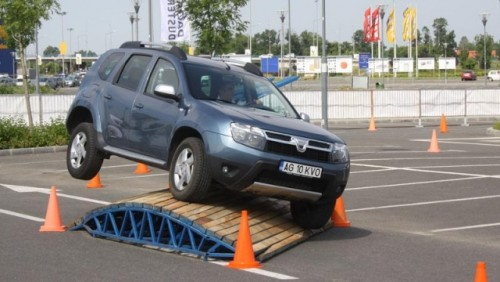 Galerie Foto: Dacia Duster Offroad Experience (1)26593