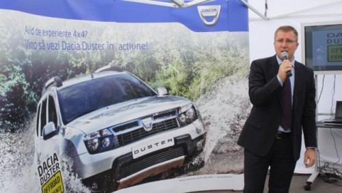 Galerie Foto: Dacia Duster Offroad Experience (1)26594