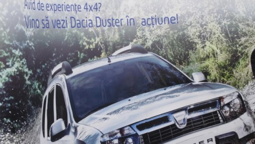 Galerie Foto: Dacia Duster Offroad Experience (1)26595