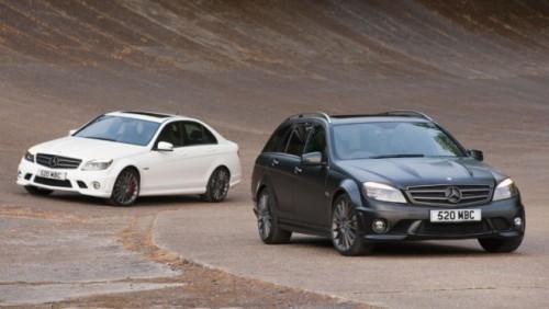 Mercedes  C63 AMG DR 520: Cel mai puternic C Klasse!26548