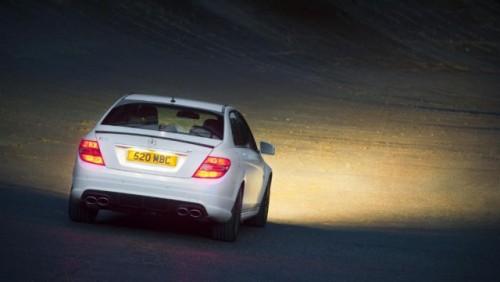 Mercedes  C63 AMG DR 520: Cel mai puternic C Klasse!26552
