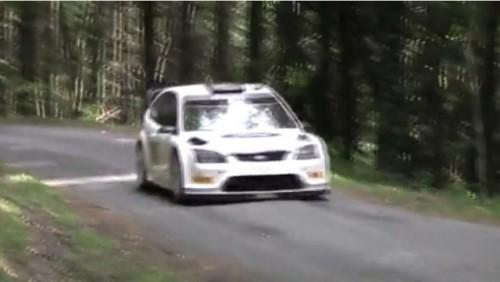 VIDEO: Mikko Hirvonen surprins in Franta la teste pentru Raliul Bulgariei26530
