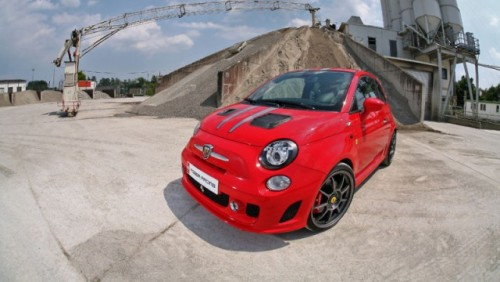 Fiat 500 Ferrari Dealers Edition tunat de Pogea Racing26508