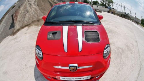 Fiat 500 Ferrari Dealers Edition tunat de Pogea Racing26512