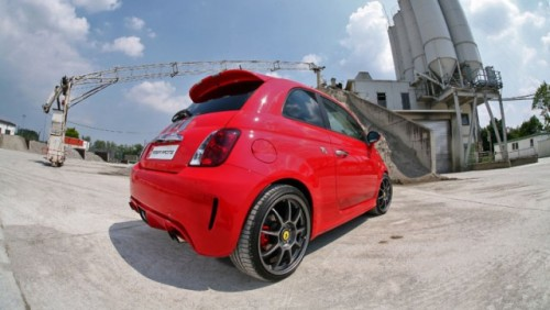 Fiat 500 Ferrari Dealers Edition tunat de Pogea Racing26513